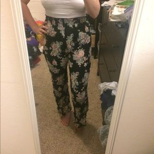 Brandy Melville Flowy Pants